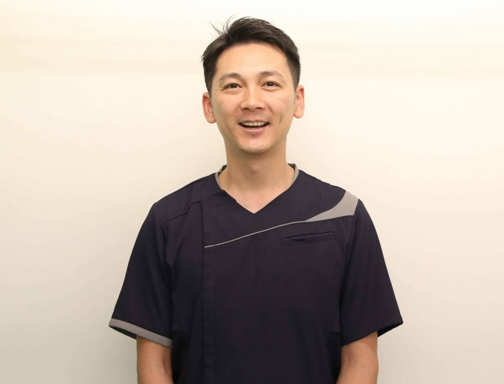はなまる鍼灸接骨院 院長1