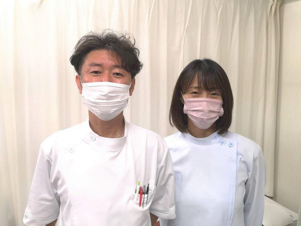 山田ほねつぎ スタッフ