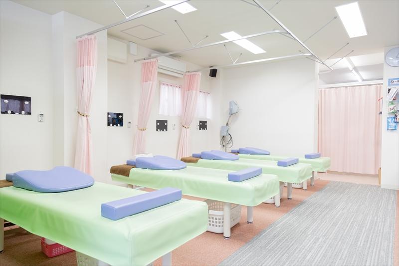 あやめ鍼灸整骨院-施術室2